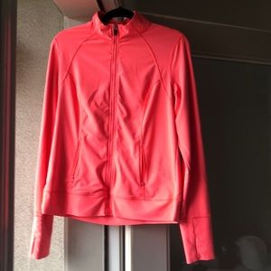 Neon Pink Xersion Track Jacket